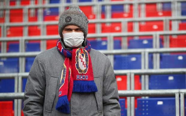 РФС ведет переговоры справительством овозобновлении чемпионата России сболельщиками натрибунах