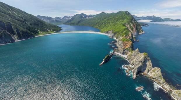 Архивные снимки Курильских островов заставили японцев надуть губы от обиды