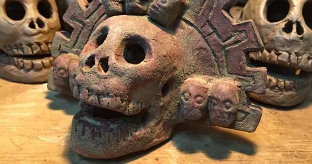 Ацтекский «свисток смерти» – жуткое изобретение исчезнувшей цивилизации