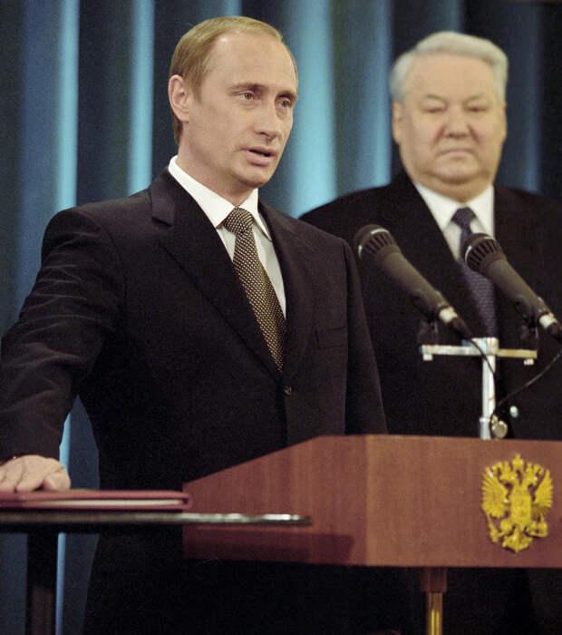 Размышления об эпохе Владимира Путина