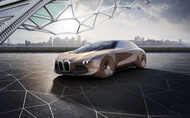 BMW создал новую платформу для будущих машин