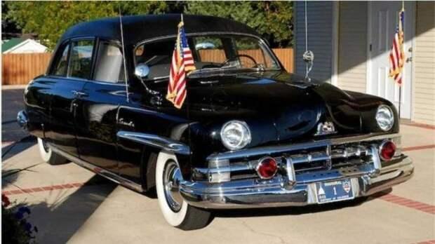 В США выставлен на продажу лимузин одного из президентов