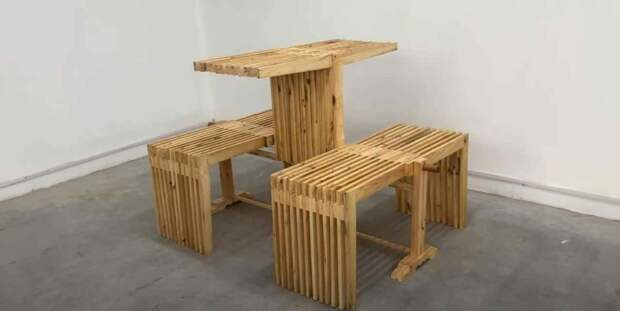 Мебель-трансформер для дачи