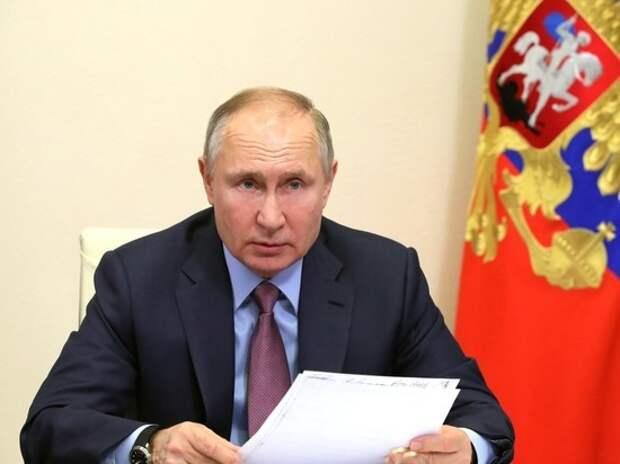 Путин показал злой фокус с зарплатами населения