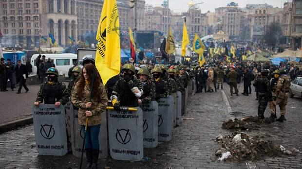 Россия никогда не признавала итоги Евромайдана