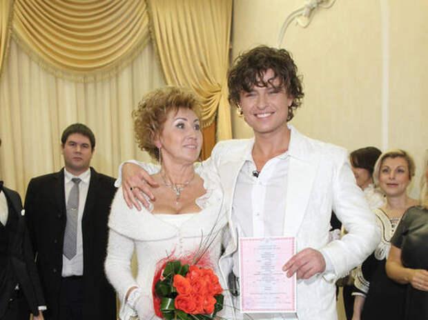 Прохор Шаляпин в Сочи воссоединился с бывшей супругой