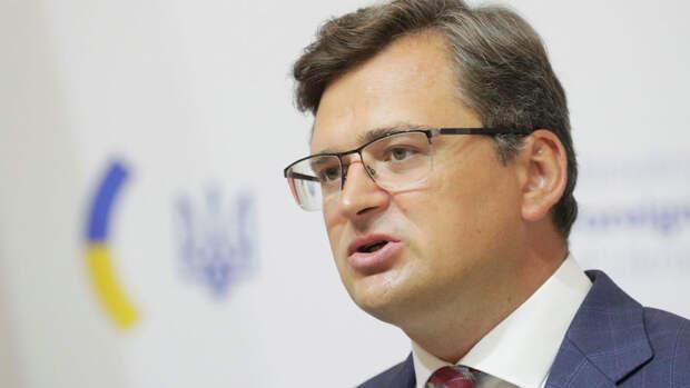 Кулеба рассчитывает обсудить с Блинкеном вопрос закупки вооружений у США