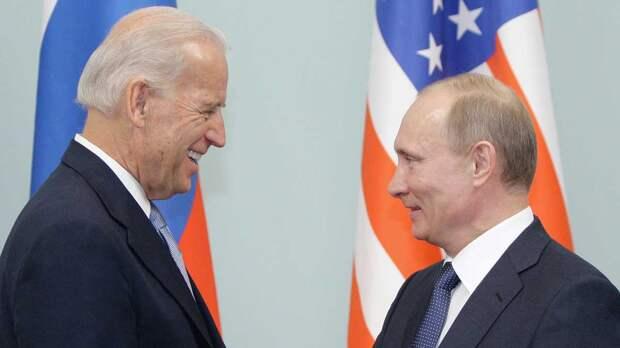 В МИД РФ рассказали о возможных итогах встречи Путина и Байдена