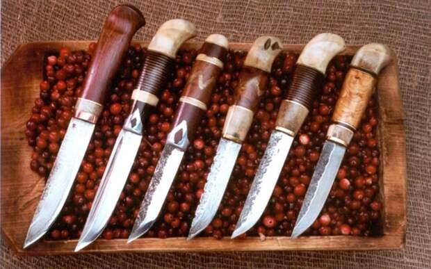 Финка В России нож, пришедший к нам из Финляндии, долгое время считался исключительно оружием криминальных элементов и даже находился под запретом до 1996 года. Однако его истинное предназначение заключается совсем в другом. Финский нож — многофункционален, он прекрасно подходит для разделки мяса, чистки рыбы, незаменим в походе и для бытовых нужд. Для финки характерен короткий прямой клинок, скос обуха типа клип-пойнт или по-русски «щучка» и всадная рукоять.