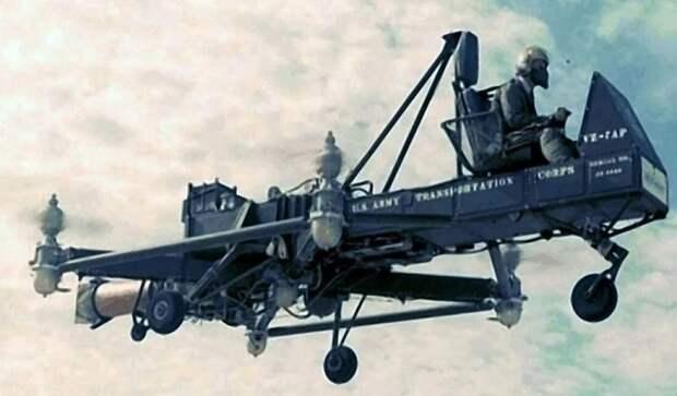 Почему отказались от «летающих джипов»?