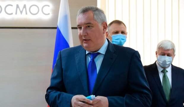 """Рогозин отчитался перед недовольным """"Роскосмосом"""" Путиным"""