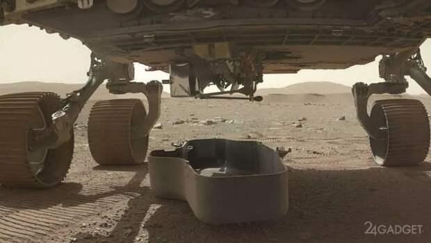 Часть самолета братьев Райт «полетит» над поверхностью Марса