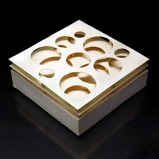 Геометрический тортик.
