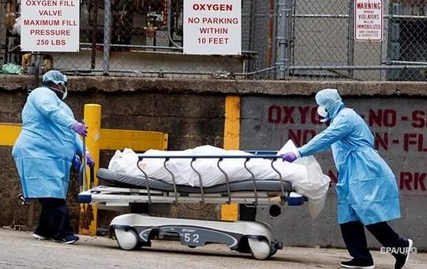В США от коронавируса умерли уже больше 200 тысяч человек