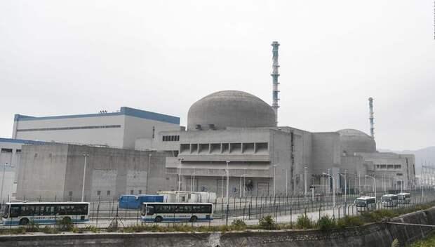 СМИ: США проверяют сообщение об утечке радиации на китайской атомной электростанции