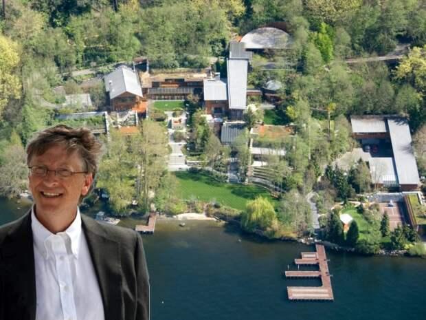 10 примочек «умного» дома Билла Гейтса, которые обычным людям и не снились