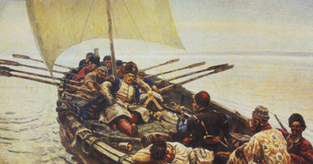 Ушкуйники – первые пираты Северной Руси.