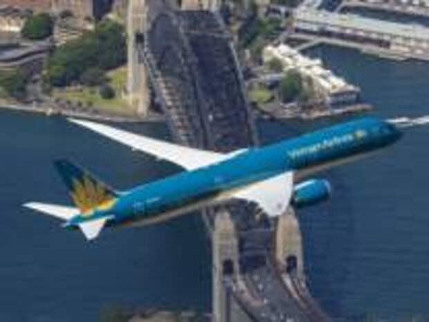 Vietnam Airlines расширяет транзитную программу, для путешествующих в Австралию
