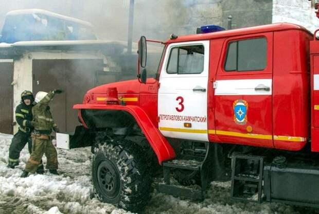 Двое детей стали жертвами пожара в частном доме в Сургуте