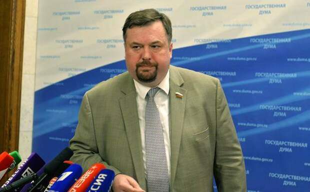 депутат Госдумы Морозов