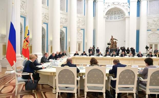 Владимир Путин: мы возрождаем интерес к русскому языку
