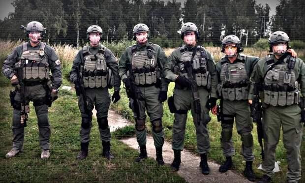 Тайны СВР: засекреченный спецназ «Заслон»