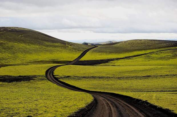Скафтафетль. Грубая красота Исландии