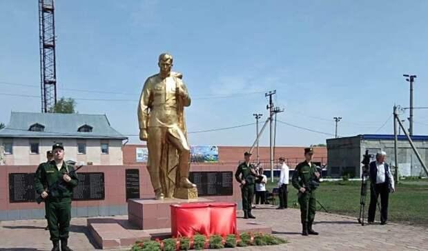 В Омске захоронили останки солдата Красной Армии, ушедшего на фронт в 1942 году