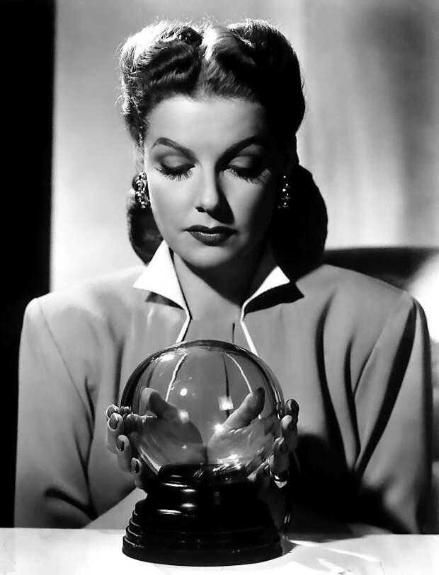Красотка из 40-х Энн Шеридан