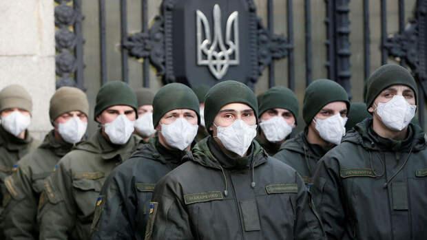 На Украине заявили об окончании третьей волны коронавируса