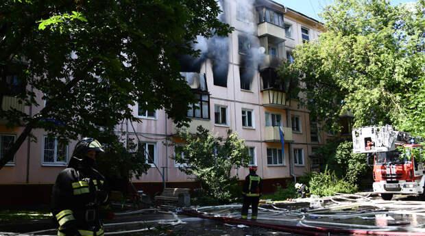 Левкин: пострадавшие на улице Проходчиков в Москве получат новые квартиры