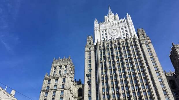 В МИД России назвали «Новичок» западным брендом