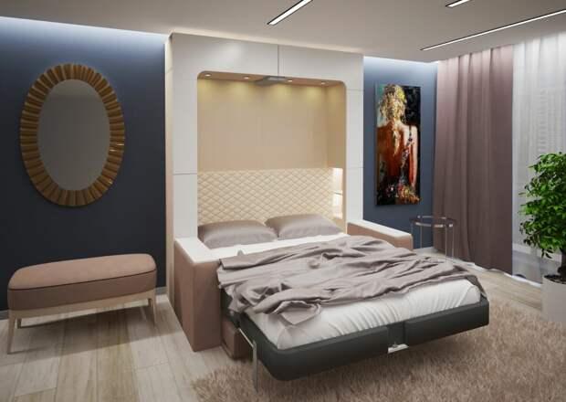 Кровать-трансформер мечты