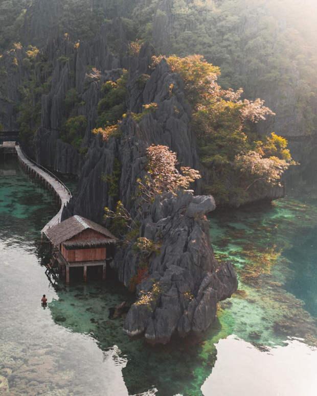 Красивые снимки из путешествий Агуслео Халима