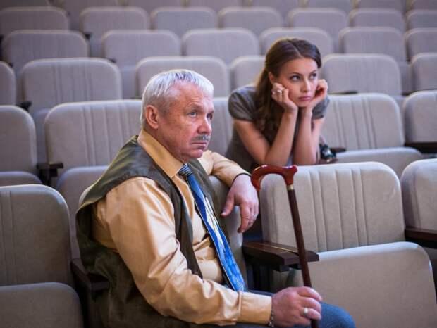 Гениальный спектакль: актеры в фильме «Нужна невеста с проживанием»