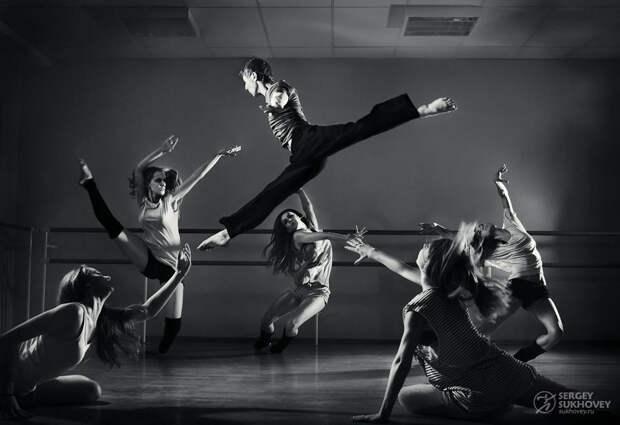 Жизнь танцора в мелочах