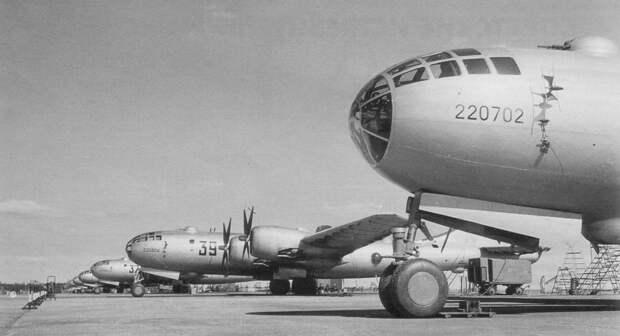 «Мне нужно 100 дивизий дальней авиации ...» И.В.Сталин
