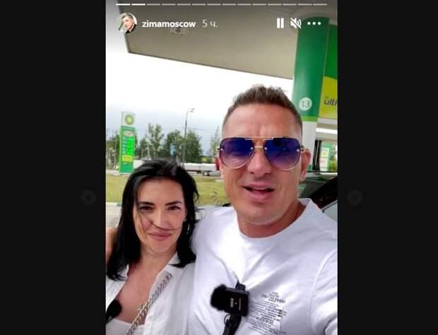 Курбан Омаров воссоединился с первой женой