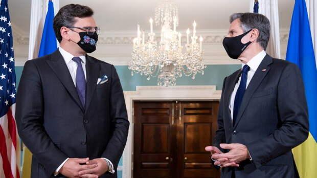 Киев рассчитывает вывести отношения Украины и США «на новый уровень»