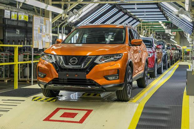 Обновленный Nissan X-Trail для России: первые подробности
