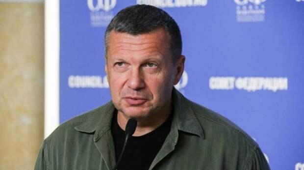 Западная дипломатия игнорирует гибель мирного населения в Донбассе – Соловьев