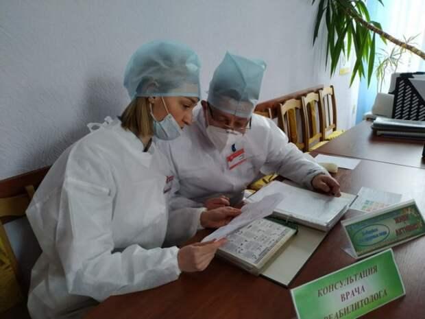 Всемирный день здоровья в Бобруйске.