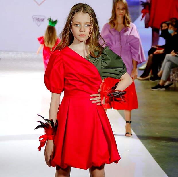 Главная детская неделя моды отпраздновала юбилей