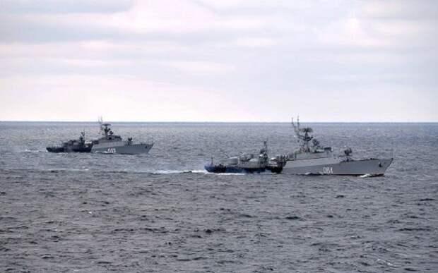 Украина нашла нового союзника «побезопасности» вЧерном море