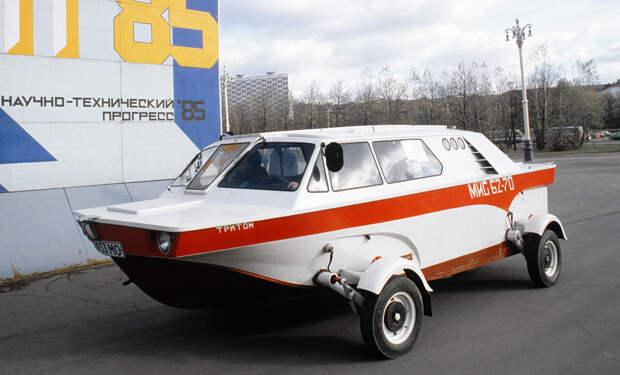 Эти советские машины собирались в гаражах, но выглядели как Феррари