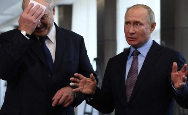 Американские СМИ рассказали, как Лукашенко угодил в «новую ловушку» Путина