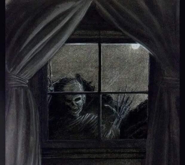 """Страшные истории на ночь. Истории про деревню.""""Кукушонок"""" А.Дедов. Ужасы. Мистика. Страшные рассказы"""