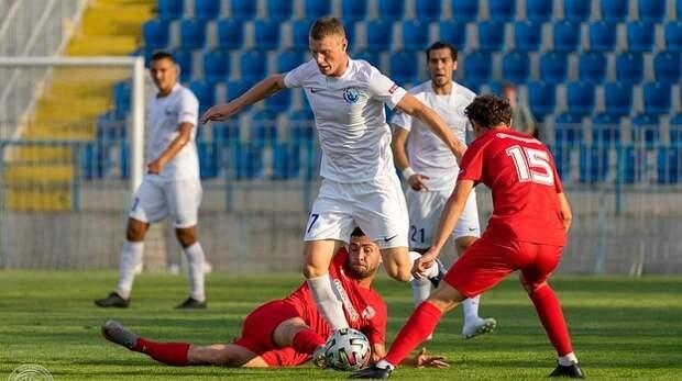 В Крыму стартует второй круг футбольного чемпионата
