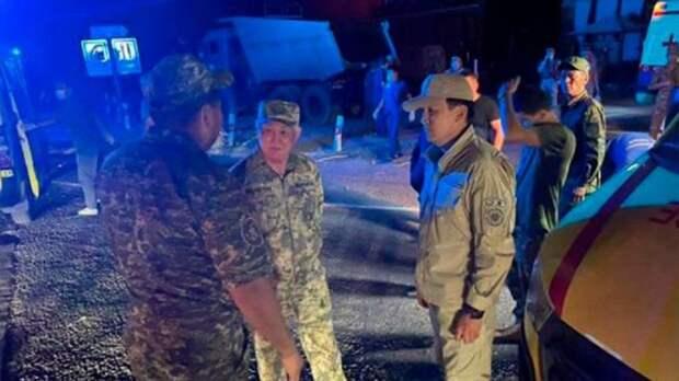 Министр обороны Казахстана хочет уйти после гибели военных на складе тротила