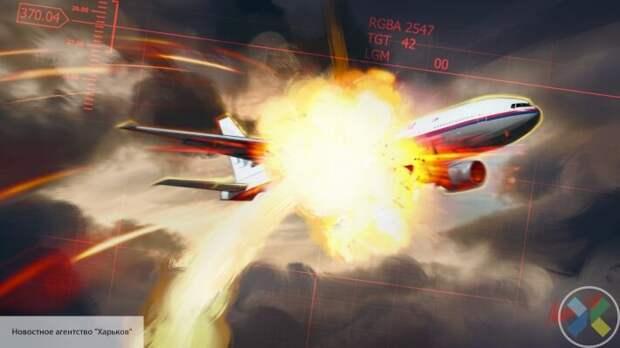 Россия назвала «политизированным шоу» расследование по сбитому в Донбассе MH-17